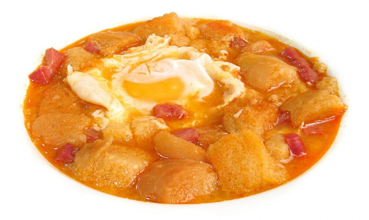 Platos típicos de Madrid: Sopa de ajo