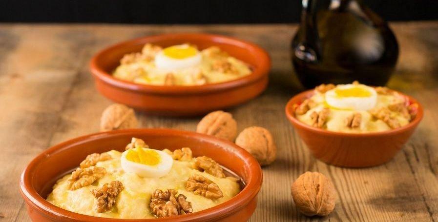 Platos típicos de Albacete: Atascaburras