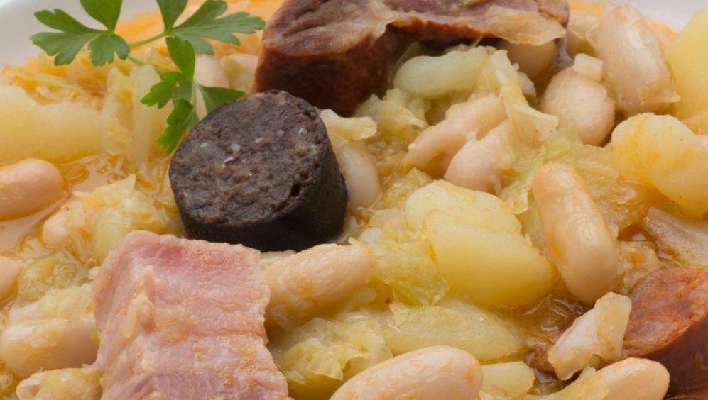 Platos típicos de Asturias: Pote asturiano