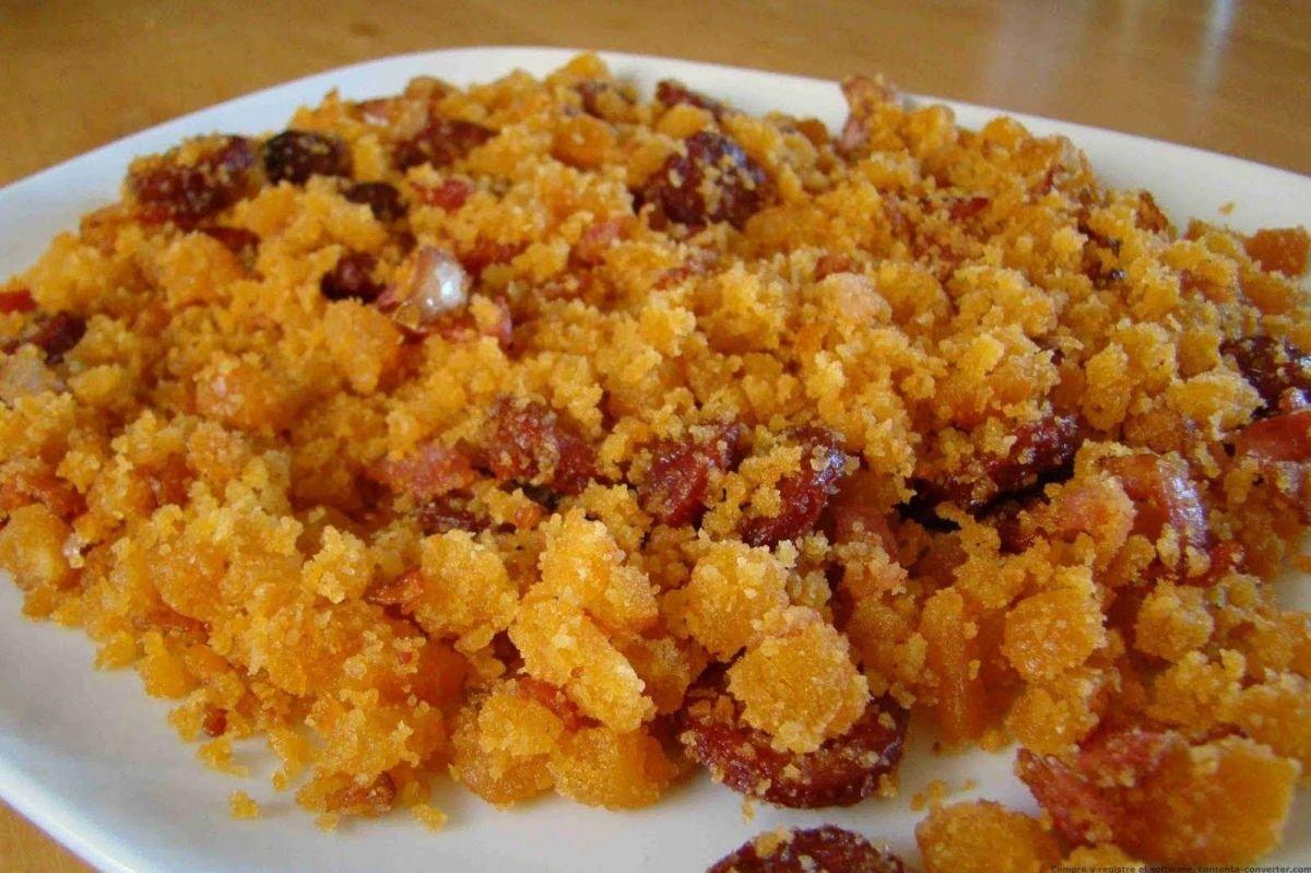 Platos típicos de Extremadura: Migas extremeñas