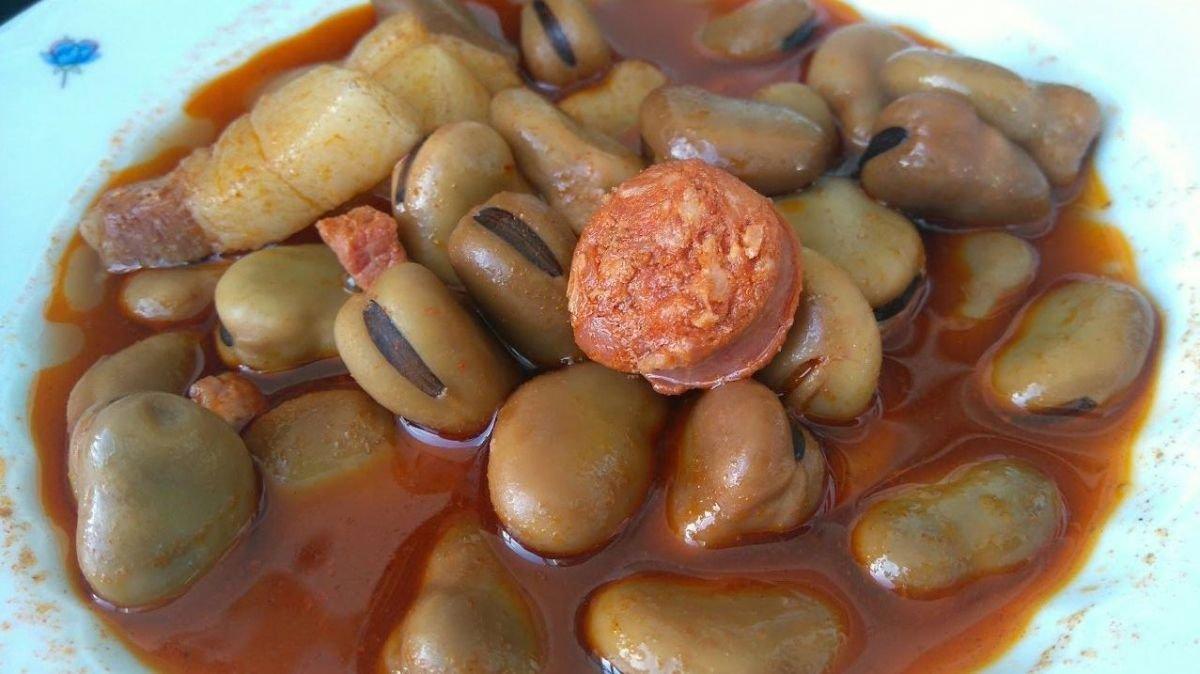 Platos típicos de Murcia: Michirones