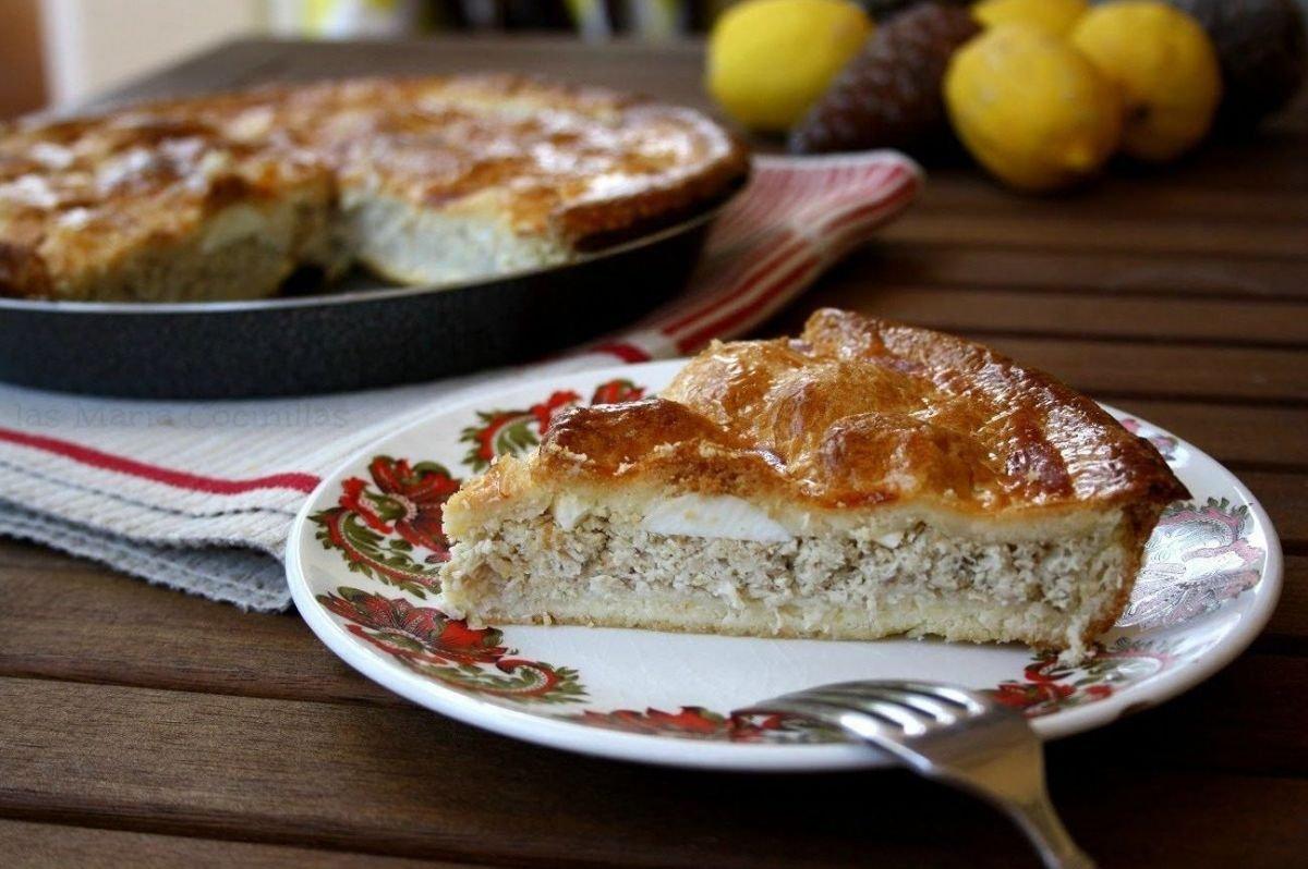 Platos típicos de Murcia: Pastel de carne murciano