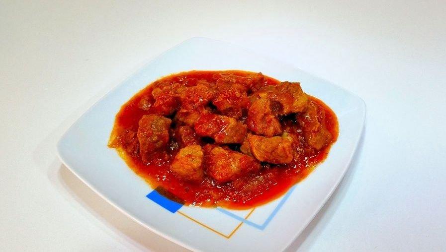 Platos típicos de Zaragoza: Magras con tomate